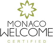 Monaco Welcome Logo